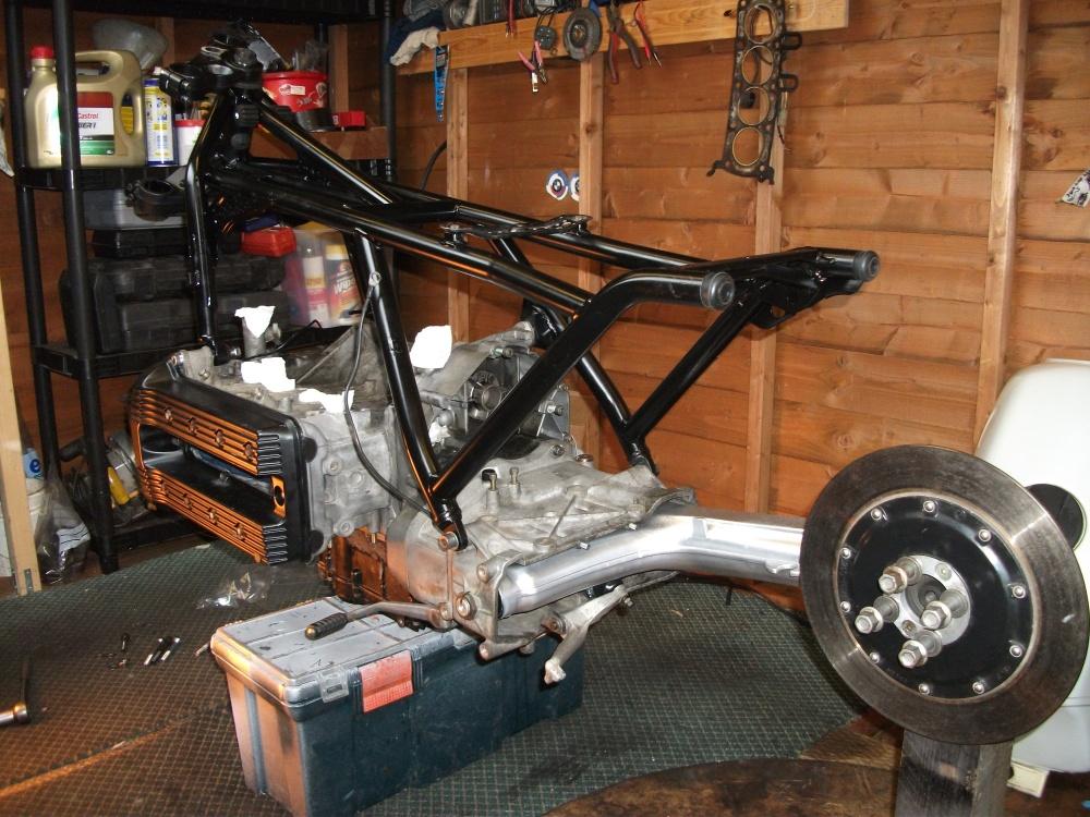 Oldracer The Bmw K100 Racer