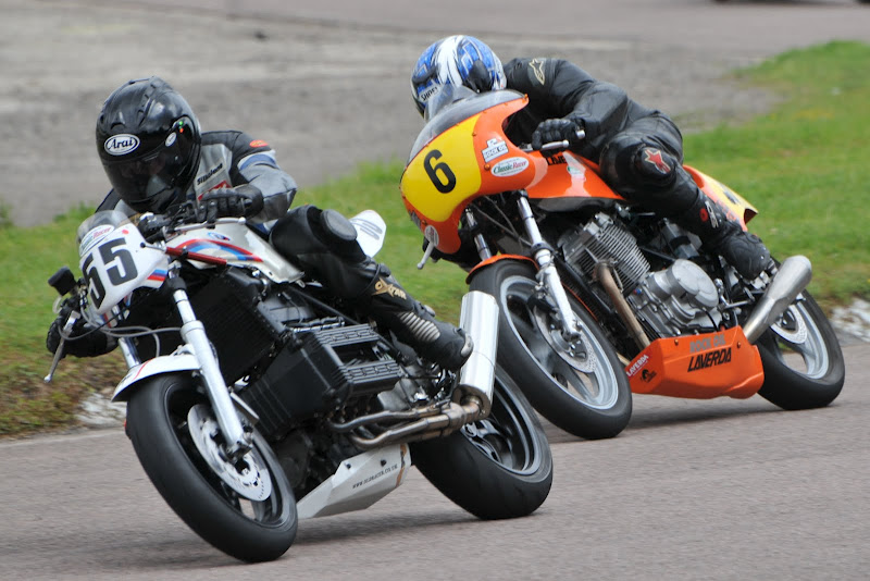 Blog Post 8 - Round 6/7/8/9 Lydden/Darley Moor July/August 2012